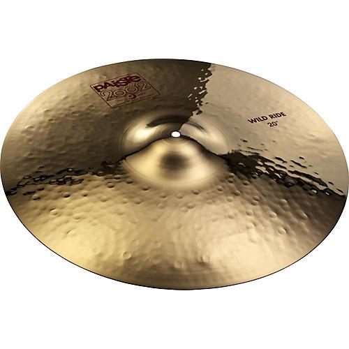 Paiste 2002 Wild Ride Cymbal