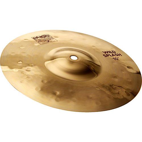 Paiste 2002 Wild Splash Cymbal