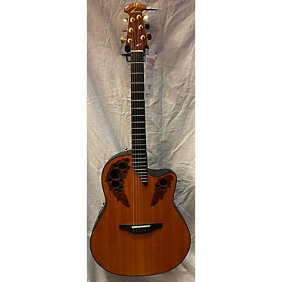 Ovation 2003 COLLECTORS EDITION #241 Acoustic Electric Guitar