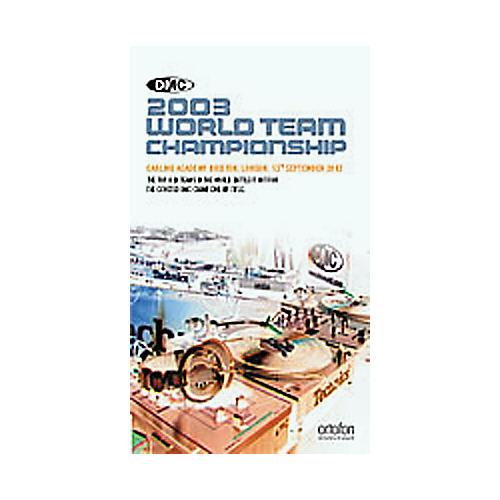 DMC 2003 DJ World Team Championship (DVD)