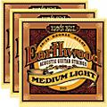 Ernie Ball 2003 Earthwood 80/20 Bronze Medium Light Acoustic Strings (3-Pack) thumbnail