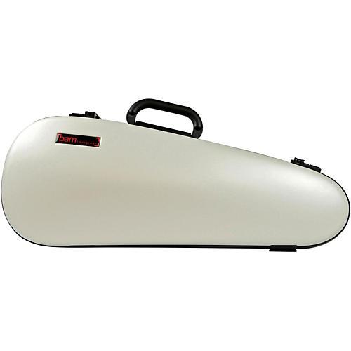 Bam 2003XL Hightech Overhead Violin Case White