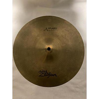 Zildjian 2004 12.5in A Series Splash Cymbal