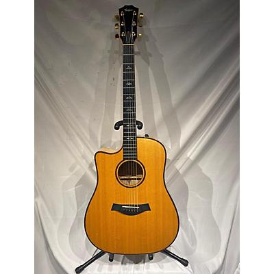 Taylor 2004 610ce Acoustic Guitar