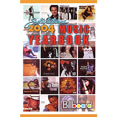 Record Research 2004 Billboard Music Yearbook Book Series Written by Joel Whitburn
