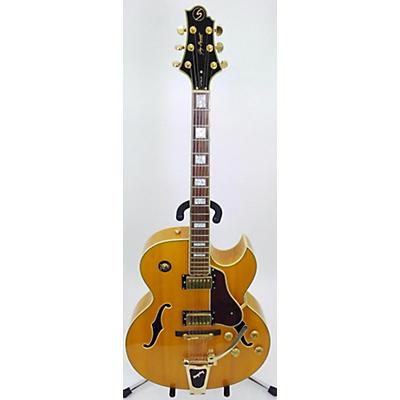 Greg Bennett Design by Samick 2004 JZ3 Lasalle Hollow Body Electric Guitar