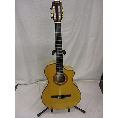 Taylor 2004 Ns62ce Classical Acoustic Electric Guitar