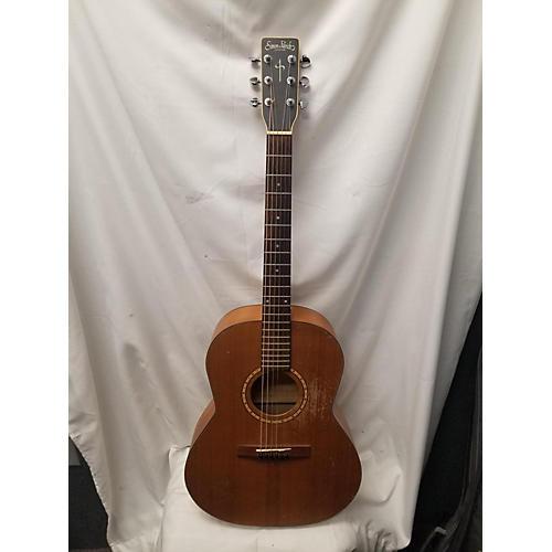 Simon & Patrick 2004 S&P Folk Cedar Acoustic Guitar Natural
