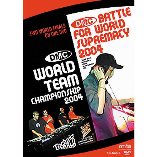 DMC 2004 World DJ Team Championship (DVD)