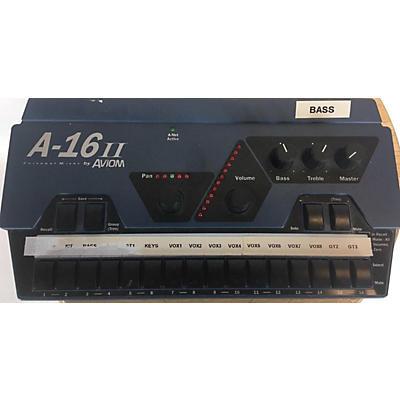 Aviom 2005 A-16II PERSONAL MIXER Digital Mixer