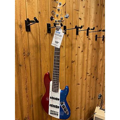 Fender 2005 American Deluxe Jazz Bass V...