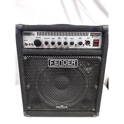 Fender 2005 Bassman 100 Bass Combo Amp
