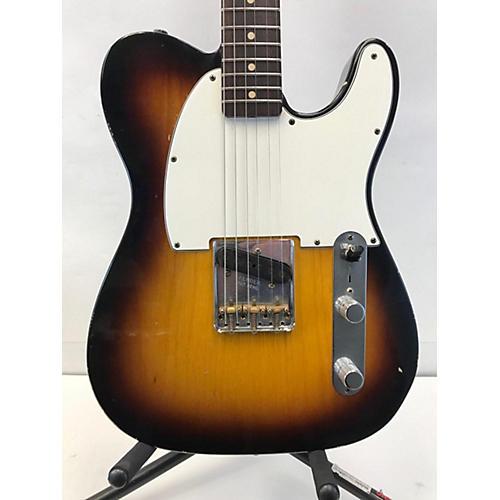 Fender 2005 Custom Shop Limited Edition Esquire Solid Body Electric Guitar Sunburst