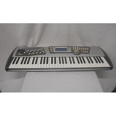 Alesis 2005 Fusion 6HD 61 KEY Keyboard Workstation