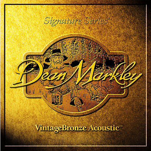 Dean Markley 2005A VintageBronze TLT Acoustic Guitar Strings