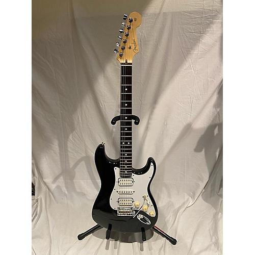 Fender 2006 60th Anniversary American Standard Stratocaster Solid Body Electric Guitar Metallic Black
