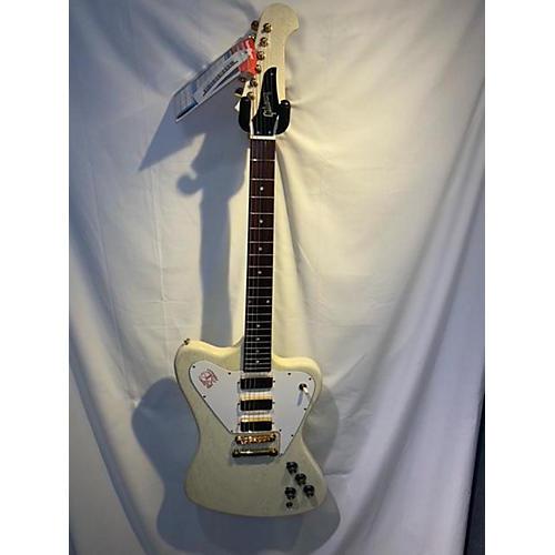 Gibson 2006 Custom Firebird Non Reverse Solid Body Electric Guitar White