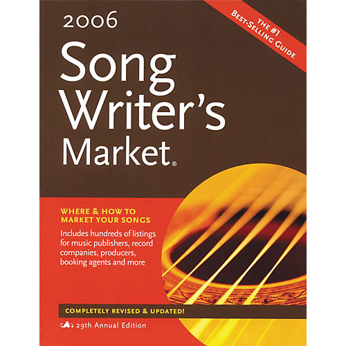 Writer's Digest 2006 Songwriters Market (Book)