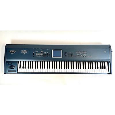 Korg 2006 Triton Extreme 88 Key Keyboard Workstation