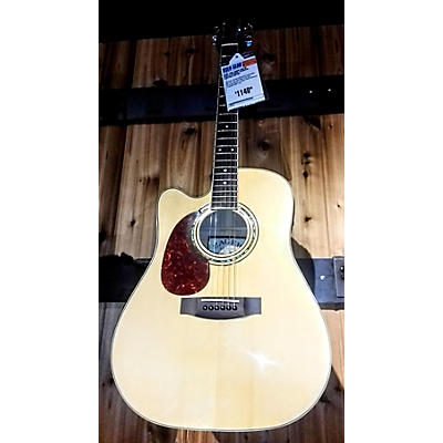 Zager 2006 ZAD-50 DCE/LH Acoustic Electric Guitar