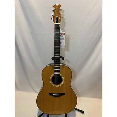 Ovation 2007 K-1111 40th Anniversary Deluxe Balladeer Re-Issue Acoustic Electric Guitar
