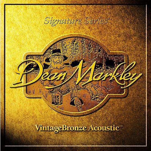 Dean Markley 2007A VintageBronze TMD Acoustic Guitar Strings