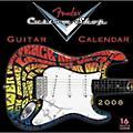 Fender 2008 CUSTOM SHOP WALL CALENDAR thumbnail