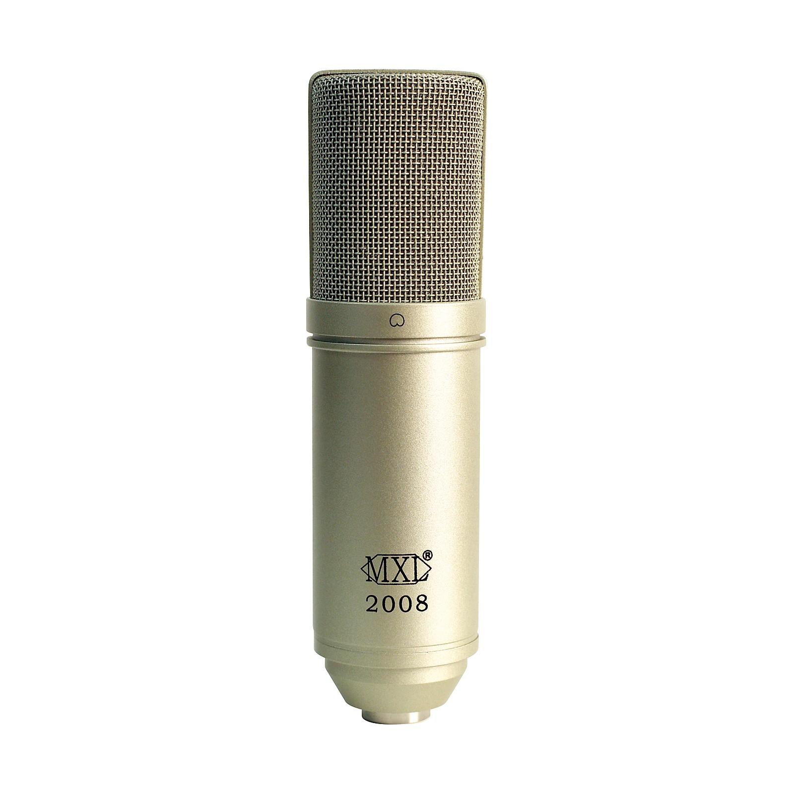 MXL 2008 Large Diaphragm Condenser Mic