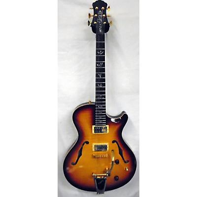 PRS 2008 SCJ Thinline Hollow Body Electric Guitar