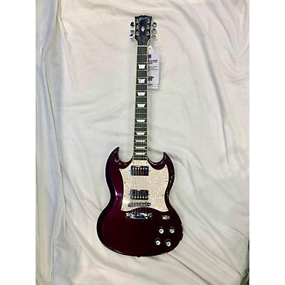 Gibson 2008 Sg Standard Ltd Ed Solid Body Electric Guitar