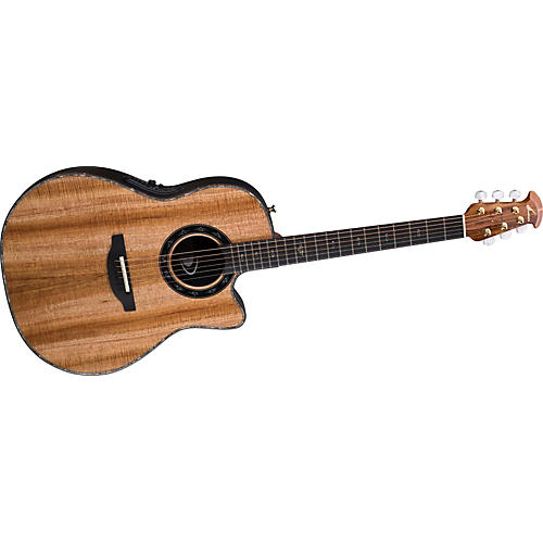 Ovation 2009 Collector's Edition Koa Acoustic-Electric Guitar