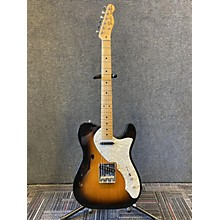 Fender 2009 Deluxe Thinline Telecaster Hollow Body Electric Guitar