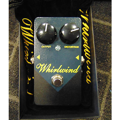 Whirlwind 2009 FXYELP Effect Pedal