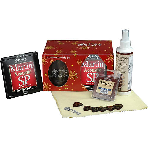 Martin 2009 Guitar Care Holiday Kit