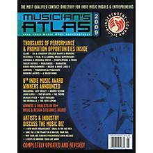 Hal Leonard 2009 Musician's Atlas (Book)