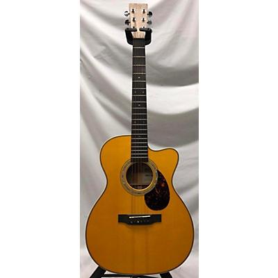 Martin 2009 OMCE LTD Custom Koa Acoustic Guitar