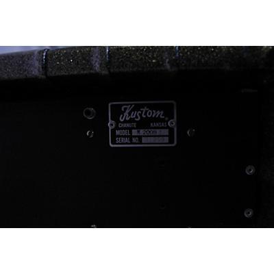 Kustom 200B1 Bass Amp Head
