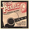 John Pearse 200L 80/20 Bronze Acoustic Guitar Strings thumbnail