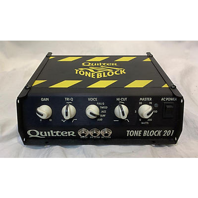Quilter Labs 201 Tone Block Solid State Guitar Amp Head