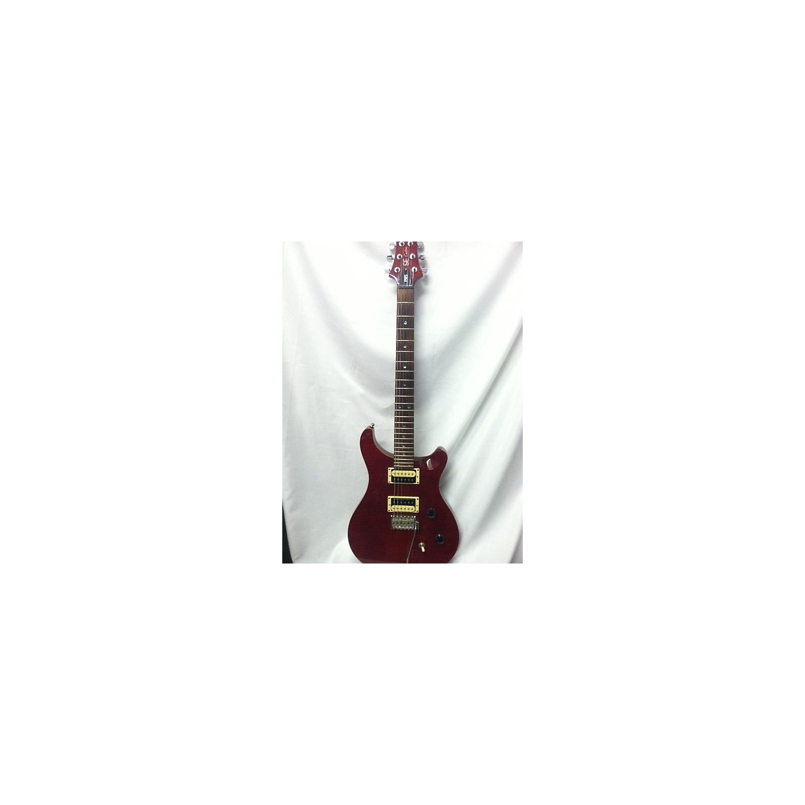 PRS 2010 CM4 SE Custom 24 Solid Body Electric Guitar