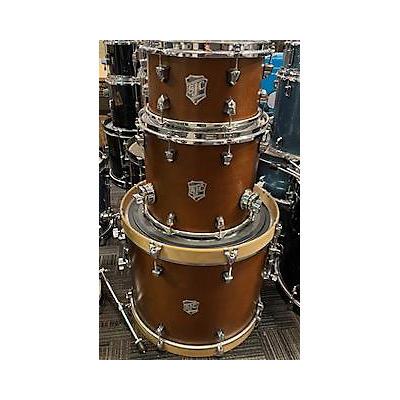 SJC Drums 2010 CUSTOM MAPLE Drum Kit