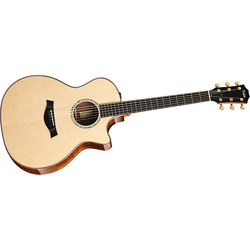 Taylor 2010 Spring Limited Edition 714CE Grand Auditorium Acoustic-Electric Guitar
