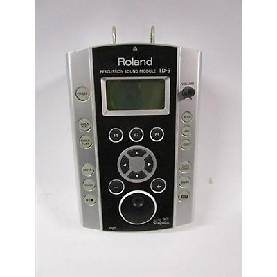 Roland 2010 TD-9KX Electric Drum Set