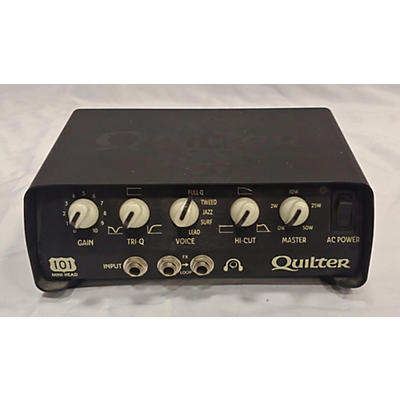 Quilter Labs 2010s 101 MINI HEAD Solid State Guitar Amp Head