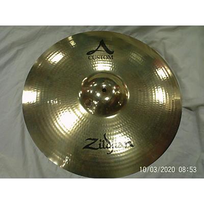 Zildjian 2010s 14in A Custom Crash Cymbal