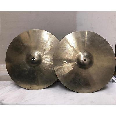 Paiste 2010s 15in Heavy Hi Hat Pair Cymbal