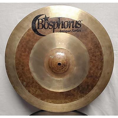 Bosphorus Cymbals 2010s 16in Thin Crash Cymbal