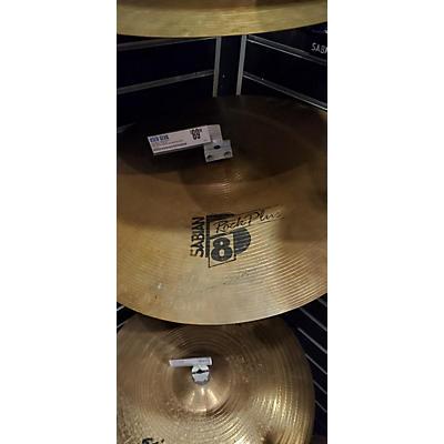 Sabian 2010s 20in B8 Rock Ride Cymbal