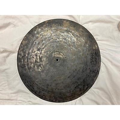 Dream 2010s 20in Dark Matter Flat Earth Cymbal