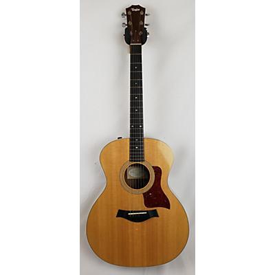 Taylor 2010s 214E DLX Acoustic Electric Guitar